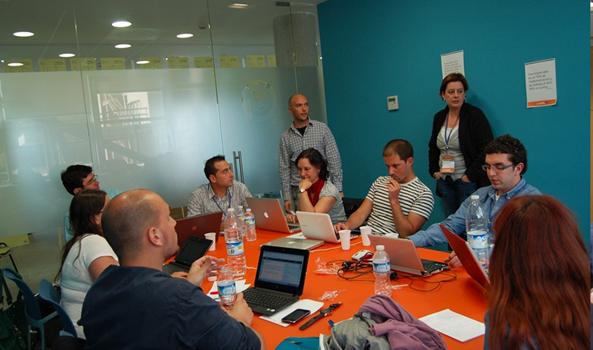 Diario de trabajo: cómo convertimos una idea en un proyecto empresarial