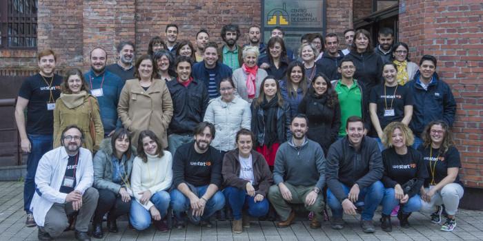 Resumen del VII Westartup: ideas, metodologías y 36 emprendedores